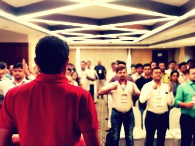 NLP Practitioner course in India