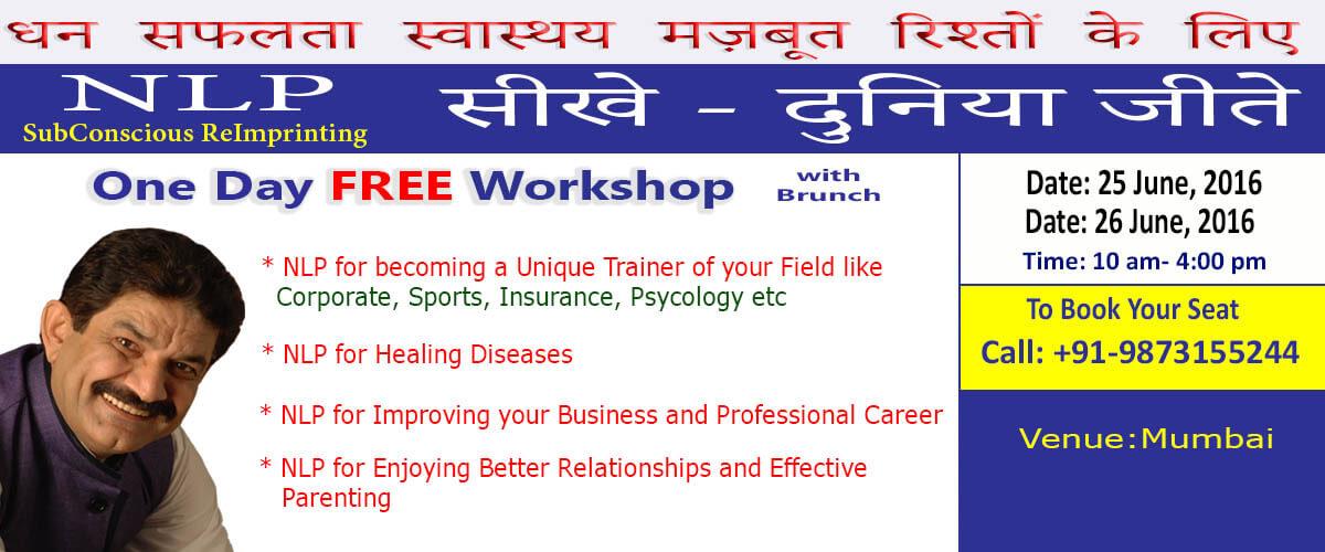 NLP Training in Mumbai | NLP Mumbai